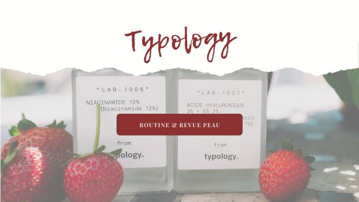 Produits Typology – ROUTINE &REVUE